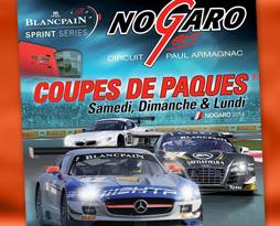 Nous serons là ce weekend ! Venez nous voir sur le circuit de Nogaro...