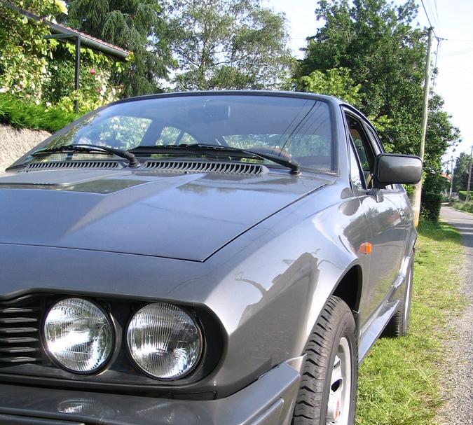 ALFA ROMEO ALFETTA GTV (1982) #CF19-0943